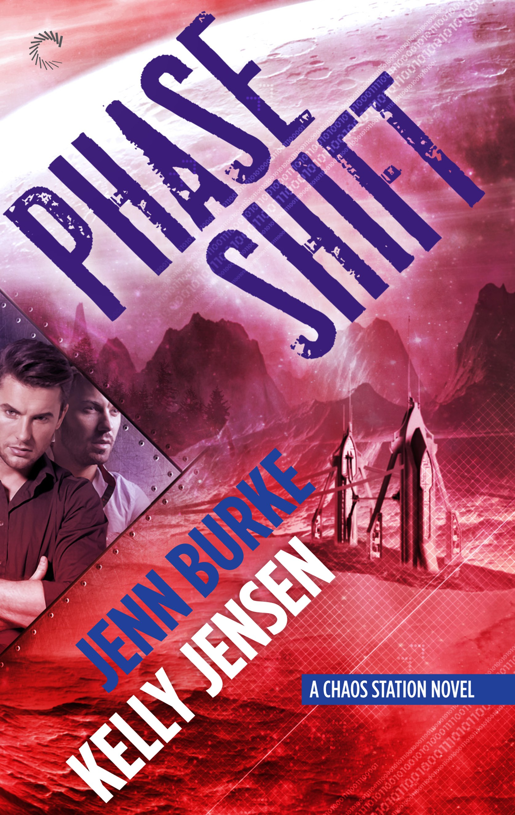 Cover for PHASE SHIFT (Chaos Station #5)