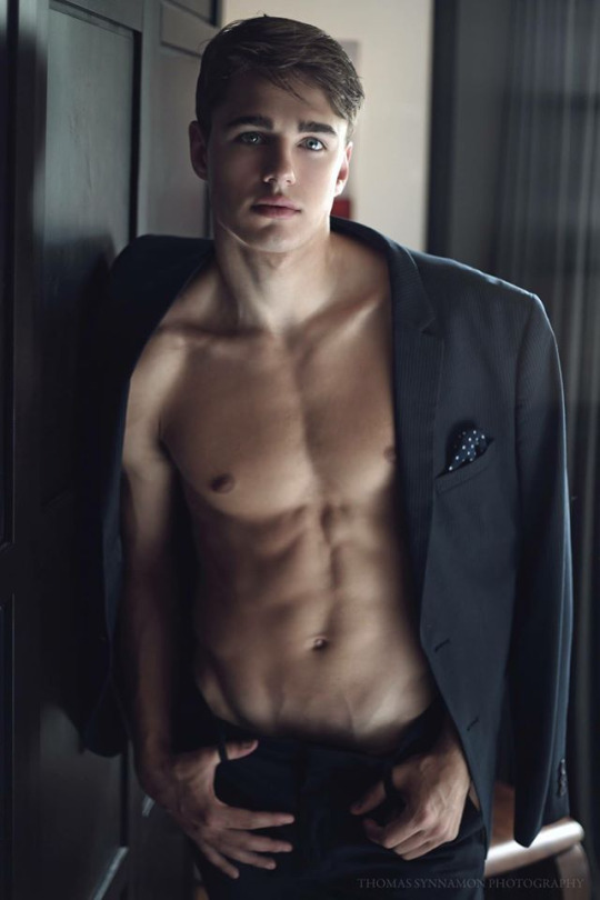 Evan Harmon (model)